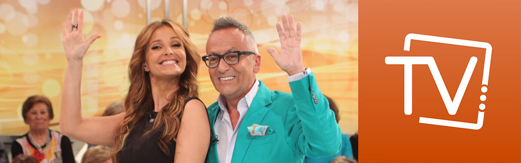 Cristina Ferreira and Manuel Luís Goucha, TV Superstars
